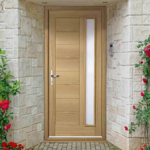 Goodwood Oak External door